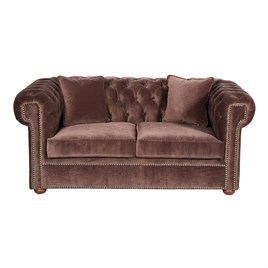 3A Mobilya Brown Nottingham Chesterfield