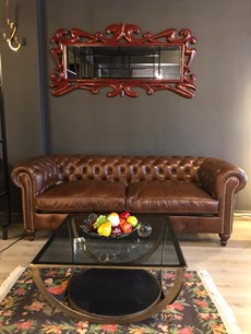 3A Mobilya Timeless Handmade Chesterfield